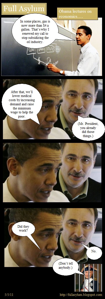 The President Lectures on Economics