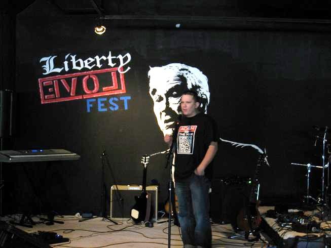 New England Liberty Love Fest.