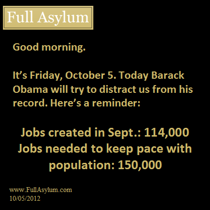 Obama's Record: unemployment