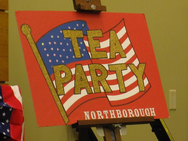 Northborough Tea Party