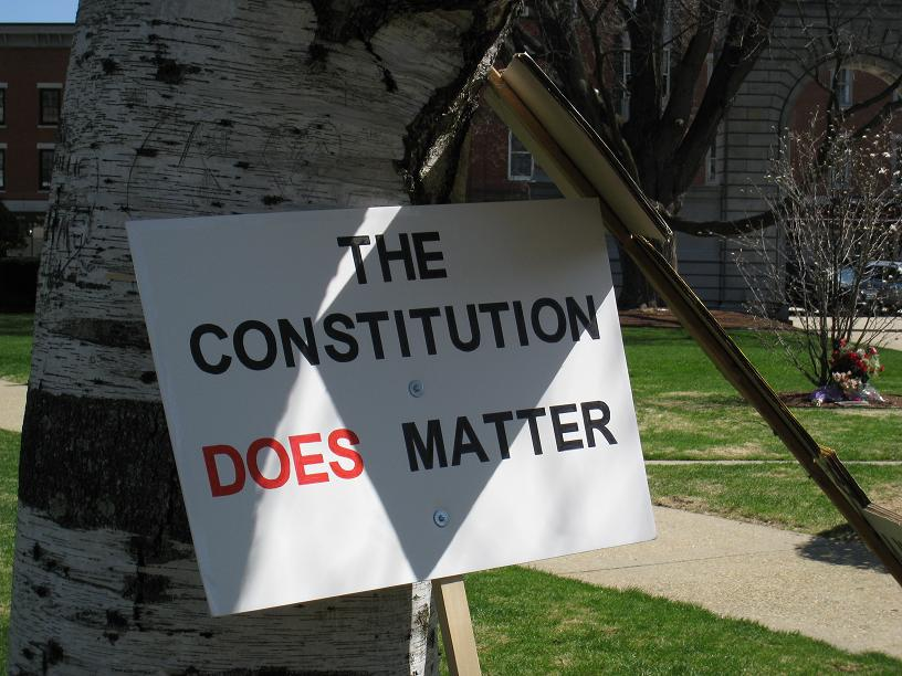 Racism and constitution